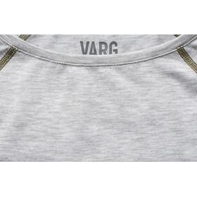 Varg Idre Baselayer Top Women Grey With Rubin